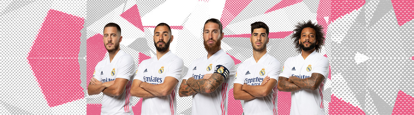 Real Madrid Voetbaltruitjes